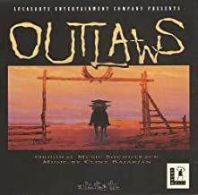 Lucasarts Outlaws 1997 Game Soundtrack Limited Edition Music CD