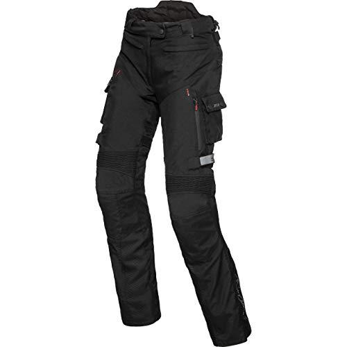 FLM Motorradhose Damen Reise Textilhose 2.1 schwarz M, Tourer, Ganzjährig