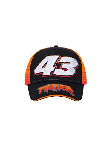 Miller Baseball Cap 43 Black