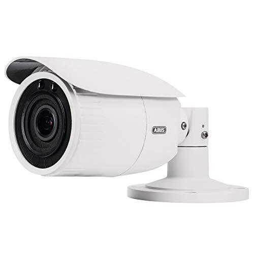 ABUS TVIP62520 Performence Line Profi IP Videoüberwachung Überwachungskamera 2MPx Tube-Kamera 4-fach optischem Zoom bei Wind und Wetter 24/7 Schutz Sicherheit microSD