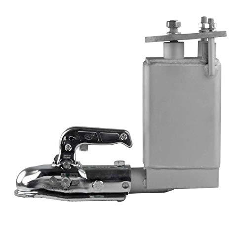 Adapter Ringöse-Kugelkopf, Anhänger, 3000 KG, 20 cm Höhenausgleich, Anhängerzubehör, Anhängeradapter, mit oder ohne Höhenausgleich, Anhängerkopf