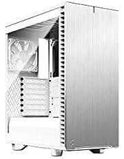 Fractal Design Define 7 Compact White TG ミドルタワーPCケース 強化ガラスモデル FD-C-DEF7C-04 CS7863
