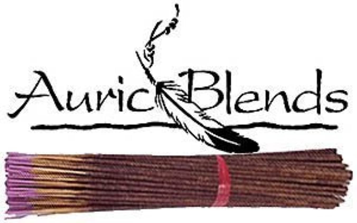 壮大まだ称賛100 Sticks Auric Blends Egyptian Goddess Incense [並行輸入品]