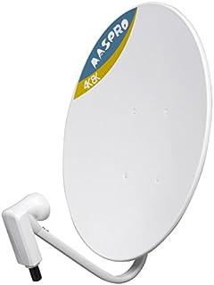 マスプロ 4K・8K衛星放送対応 BS・110°CSアンテナセットBC parabo BC45RL-SET
