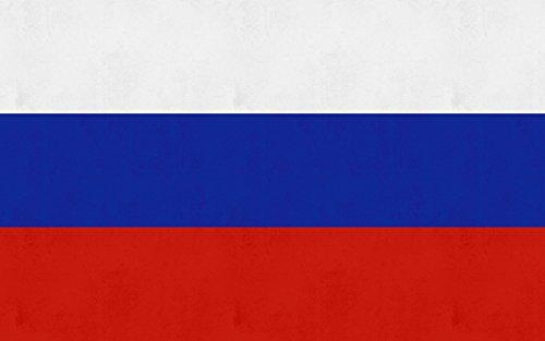 My Planet grande bandiera 5'X3' Russia russo di qualità premium per tifosi decorazione bandiera