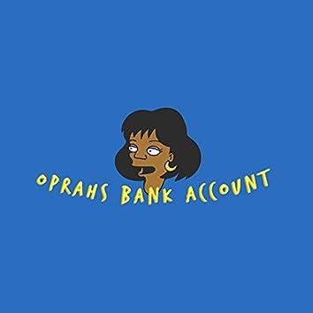 Oprahs Bank Account