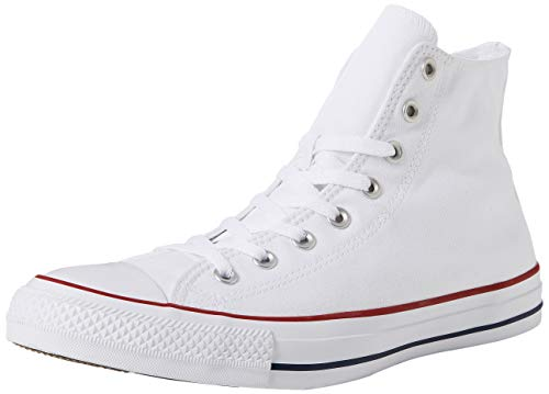 Converse Unisex Chuck Taylor All Star Sneaker, Weiß (Optical White), 46 EU