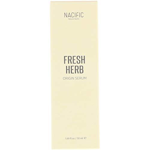 NACIFIC Natural Pacific Fresh Herb Origin Serum, Toner (Seren)