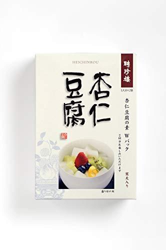 聘珍樓 杏仁豆腐の素 Wパック 150g ×5個