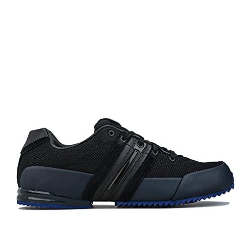 adidas Y-3 Sprint - Zapatillas deportivas para hombre, color negro, color Negro, talla 48 2/3 EU