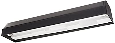 All Glass Aquarium AAG25916 Fluorescent Strip Light, 16-Inch