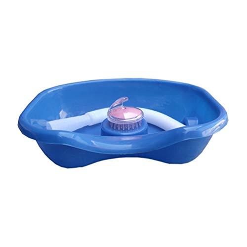 XGYUII Duschsystem Shampoo Basin Bedside-Bett-Wäsche-Haar im Bett Medical Patient Care Shampoo Basin Medical Patientenversorgung Shampoo Basin Frau Wäsche-Haar-Artifact