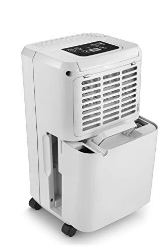 Deshumidificador de aire Voltman Tempo deshumidificador 20 litros al día, color blanco