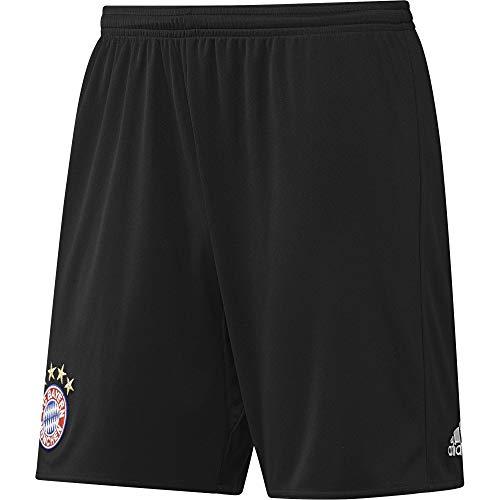 adidas Herren FC Bayern München Auswärtsshorts Replica, Black, S
