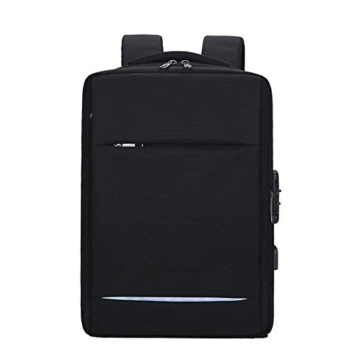 Msbir Shoulder Bag Laptop Bag Notebook Bag Anti-Splash Fabric 17.3 Inches Black zaino north face zaino da viaggio bagaglio a mano desigual borsa zaino donna zaino antifurto donna impermeabile