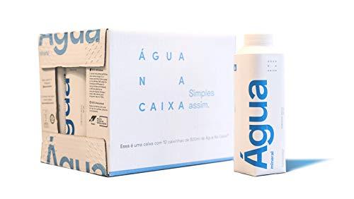 Água Caixa® Pack unidades 500ml