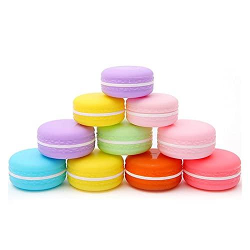 JSJJAWS Botella contenedor 1pc 10g Color Color Color Vacío Recipientes Cosméticos DIY Lip Gloss Contenedores Travel Subbotellador (Color : C)
