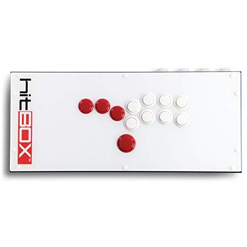hitBOXPS4,Switch®&PC対応レバーレスゲームコントローラー【日本語パッケージ】