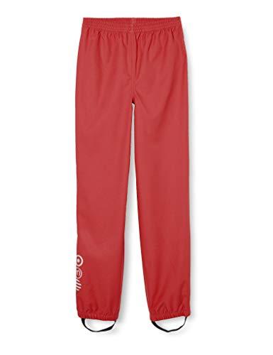 MINYMO Unisex-Child Softshell Pants Shell Jacket, Deep Claret, 104