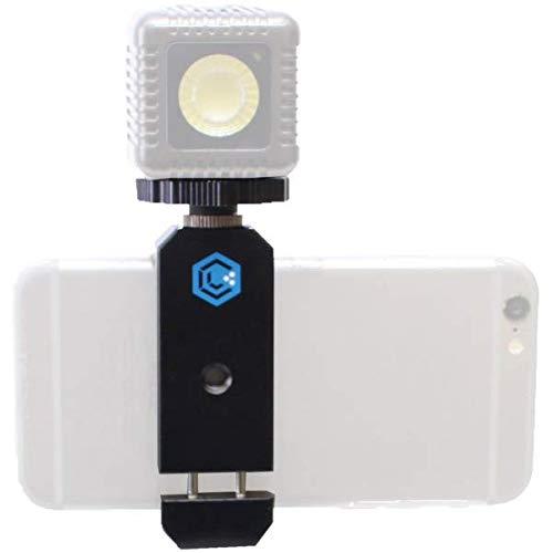 Lume Cube lc0042–Supporto Clip universale, por telefono cellulare), Nero