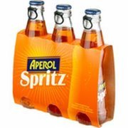 Aperol Spritz 10 Packungen zu je 3 x 175 ml. (5250 ml.)