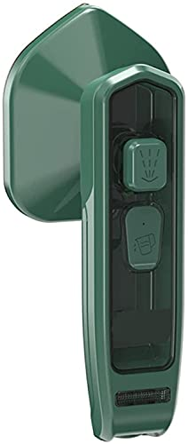 Yagerod Micro Plancha de Vapor Profesional para el hogar de Mano, Plancha de Vapor, Mini planchadora portátil Plegable, máquina de Planchar Colgante (1pc)