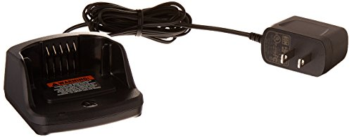 Save %16 Now! Motorola PMLN6394A RM Series Single-Unit Charging Station (Black)