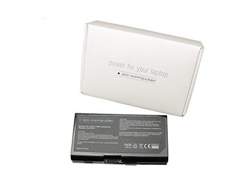 ipc-computer Batterie 77Wh Compatible avec la Serie ASUS N70