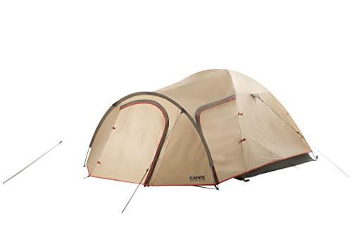 CAMPZ Lakeland 3P Zelt beige 2021 Camping-Zelt