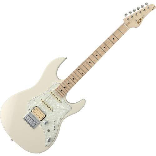 FGN Boundary Odyssey AW Antique White E-Gitarre