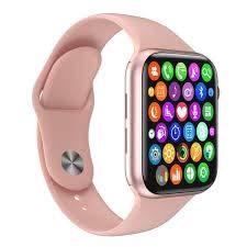 Relógio W34 Smartwatch Rosa