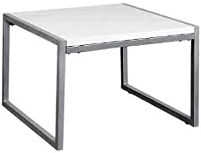 Mahmayi Melamine Coffee Table (White)