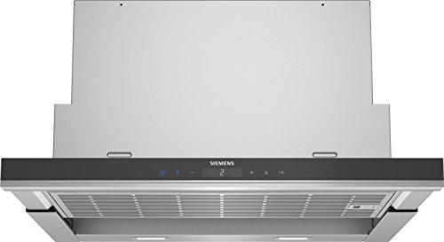 Siemens LI69SA673 iQ700 Dunstabzugshaube / 59.8 cm / LED-Beleuchtung / Extrem Leise / touchControl