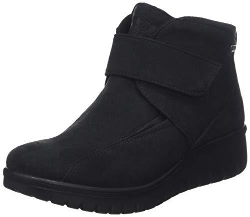 Romika Damen Varese N 53 Sneaker, Schwarz (Schwarz 73 100), 35 EU