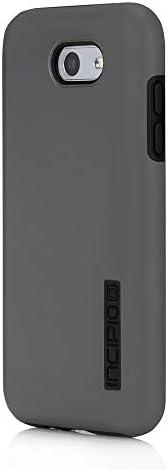 Incipio DualPro Case for Samsung Galaxy J3 2017 Gray Black product image