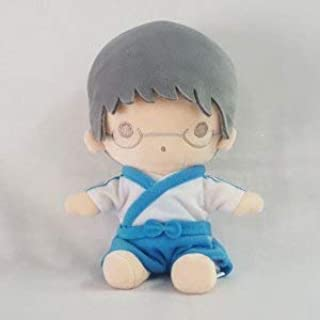 銀魂× characters Yorozuya Ginchan×LittleTwinStars むにゅぐるみS(新八)