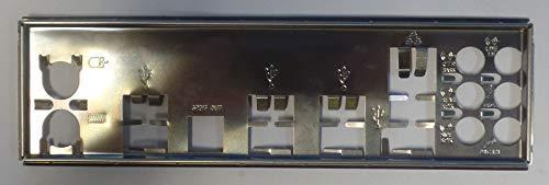 ASUS P7H55 - Blende - Slotblech - IO Shield #306810
