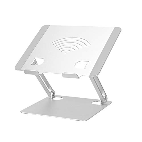 DUTTY Laptop Holder,multi angle adjustment, porous three heat, support 11-17 inch notebook computer and sketchpad. compatible all tabet & ipad、Hp、Dell、Sony、Samsung、Lenovo and so on