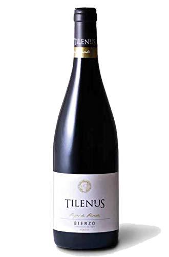 Botella Vino Tinto Reserva Tilenus Pagos de Posada Mencía 2015 Origen Bierzo