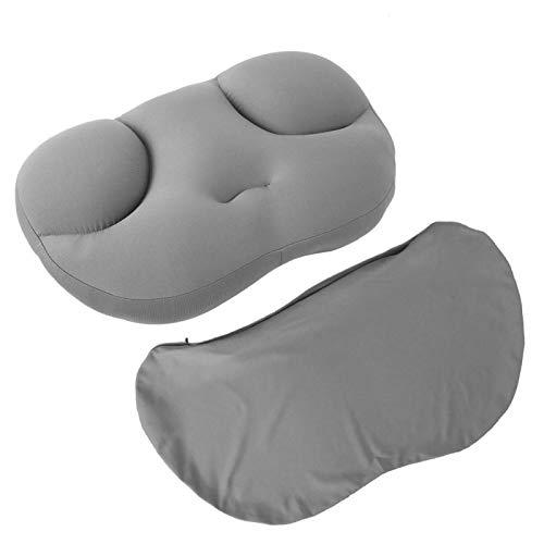 01 Almohada para el Cuello, Almohada Multifuncional para el Cuidado Almohada de Viaje Lavable Almohada para Dormir, Almohada para el Cuidado del Cuello Almohada para el Cuidado del Cuello