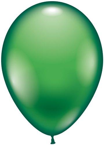 Karaloon G11012-100 ballonnen 28 cm, groen