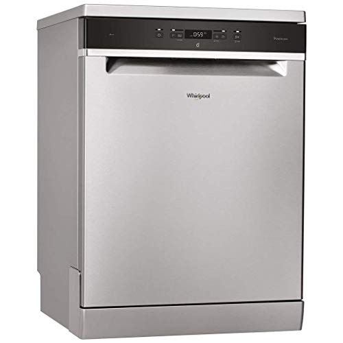 Whirlpool WFC 3C26 P X Freestanding 14places A++ RVS vaatwasser- vaatwasser- (freestanding, A, A++, volledige maat, roestvrij staal, buttons)