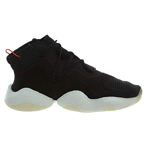 adidas Originals Crazy BYW Shoe Men's Casual 11 Black-White-Bright Red