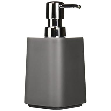 Umbra Scillae Soap Pump, Charcoal