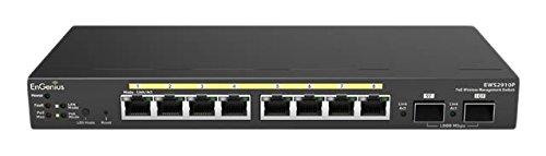 ENGENIUS EWS2910P PoE Switch 8+2 Port 61W 21222004