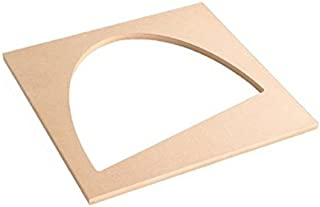 CMT TMP-012 Bowl & Tray System MDF Bowl Template
