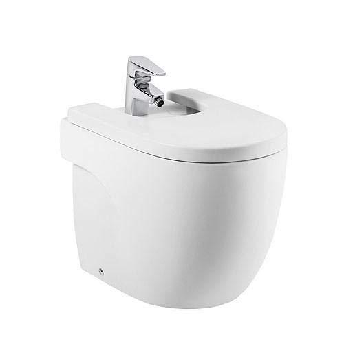 Compact Bidet Roca a357247000de porcelaine