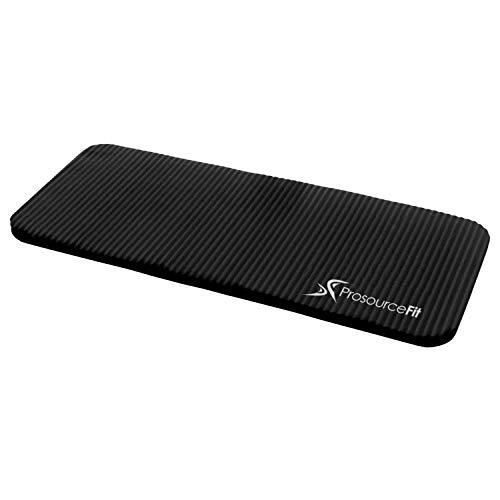 ProsourceFit Yoga Knee Pad Cushion - Black