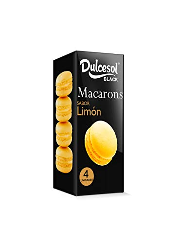Dulcesol Macarons de Limon - 80 g
