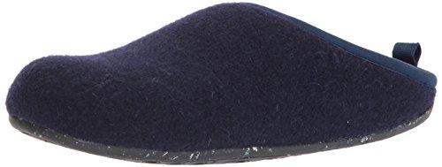 CAMPER Herren Wabi Pantoffeln, Blau (Dark Blue), 41 EU